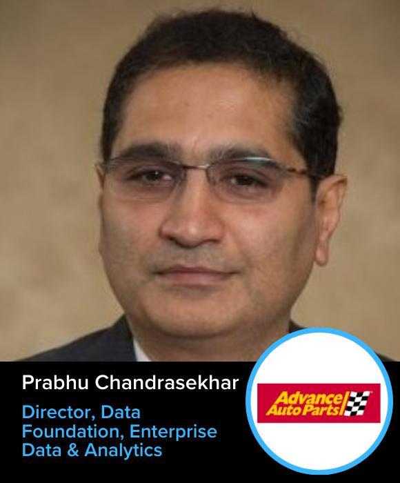0573 - DataOps Speaker Images - Prabhu Chandrasekhar