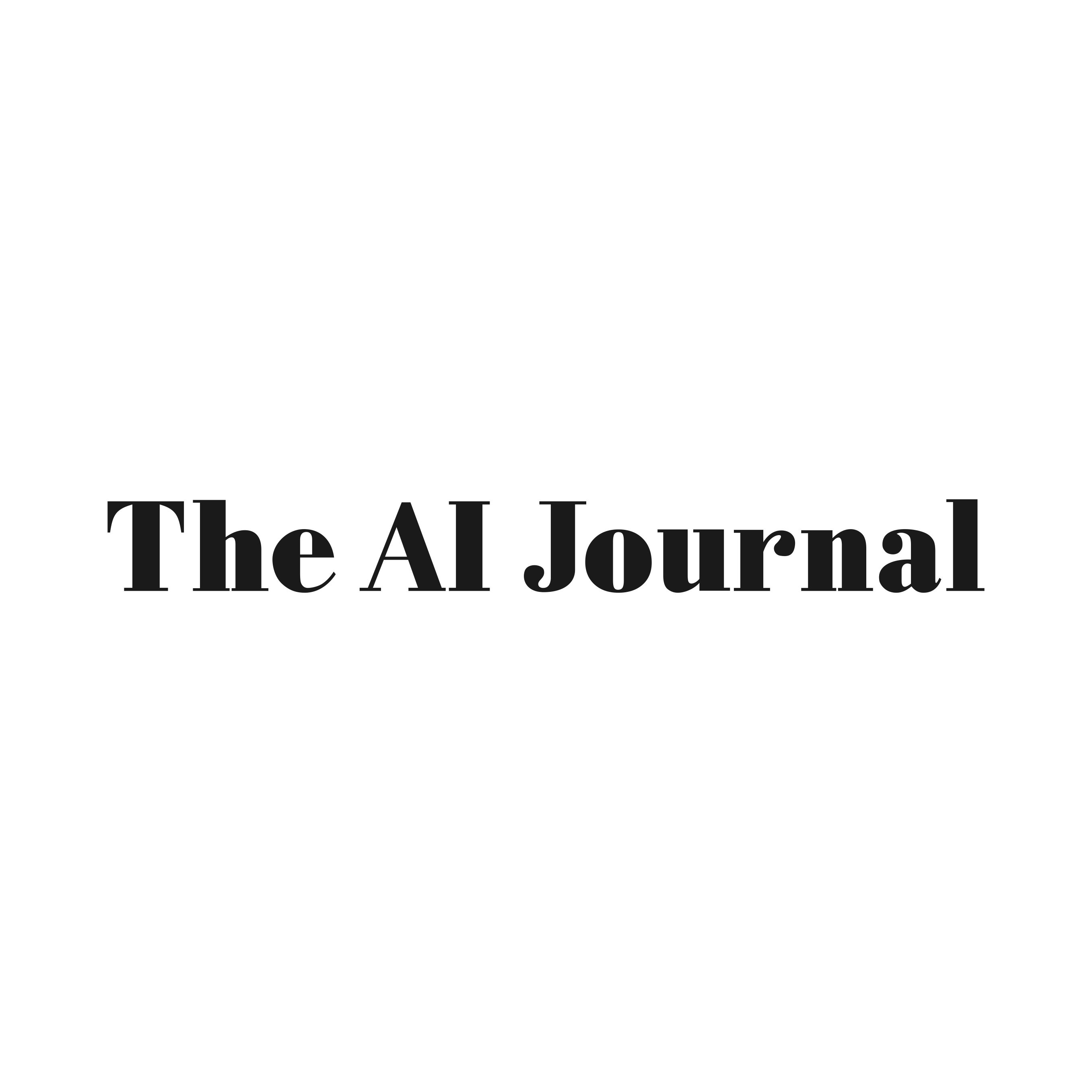 The AI Journal